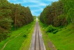 Route au rêve Image stock