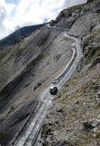 Route au Thibet Images stock