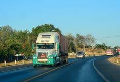 Route au Vietnam du sud Photo stock