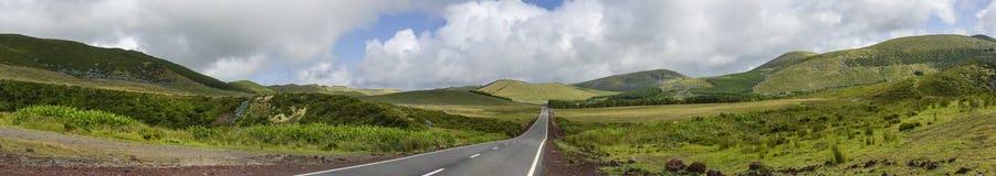 Route aux Açores Images stock