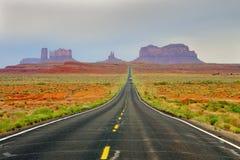 Route aux cieux Photo stock
