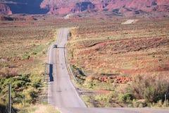 Route aux Etats-Unis image stock