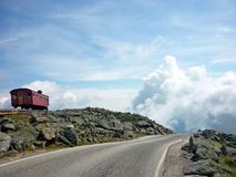 Route aux nuages