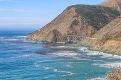 Route 1, Californië Royalty-vrije Stock Fotografie