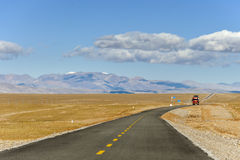 Route d'état d'Ali 219 Images libres de droits