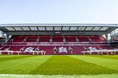 Route d'Anfield Images stock