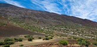 route d'observatoire Photographie stock