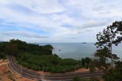 Route d'océan Images stock