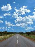 Route d'omnibus photo stock