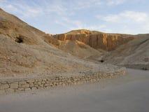Route dans le désert photos libres de droits