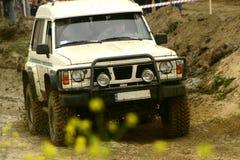 Route de boue Photo libre de droits