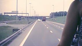 Route de Bruxelles vers Paris clips vidéos