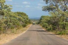 Route de Bush Photographie stock libre de droits