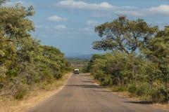 Route de Bush Image libre de droits