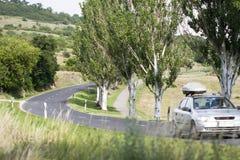 Route de campagne Image stock