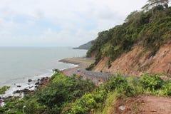 Route de Chalem Burapa Chonlatit Photos libres de droits