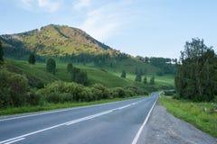 Route de Chuiski Photo stock