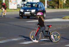 Route de croisement photos stock
