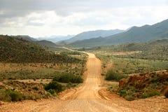 Route de gravier Photographie stock libre de droits