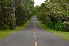 Route de Grren Photos libres de droits