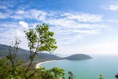 Route de Haiyun outre de Danang au Vietnam Image libre de droits