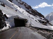 Route de Kandovan Photo libre de droits