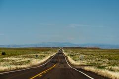 Route de l'Arizona Photographie stock libre de droits
