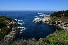 Route de la Californie 1 printemps photos stock