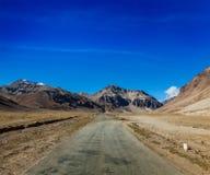 Route de Manali-Leh photos libres de droits