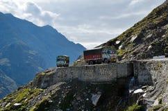 Route de Manali-Leh photographie stock