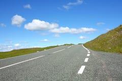 Route de montagne image stock