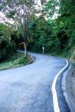 Route de montagne en Thaïlande Photo stock