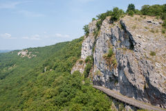 Route de montagnes Photo stock