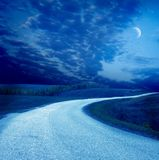 Route de nuit