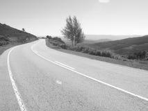 Route de province d'OS Montes du ¡ s du Portugal Trà Photographie stock libre de droits