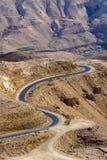 route de rois de la Jordanie photos libres de droits