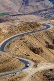 route de rois de la Jordanie image stock