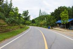 Route de rue image stock