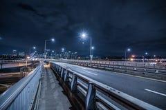 Route de Séoul Bampo Images libres de droits