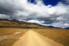 Route de saleté Photographie stock libre de droits