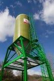 Route de silo Image libre de droits