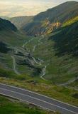 Route de Transfagarasan Image libre de droits