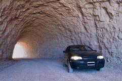 Route de tunnel Photos stock