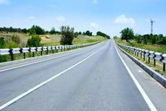 Route de véhicule Photographie stock libre de droits