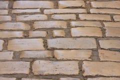 Route en pierre d'Istrian Photographie stock libre de droits