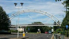 Route et pont photo libre de droits