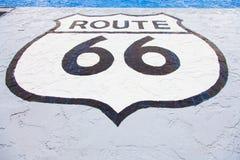 Route 66 Royalty Free Stock Photos