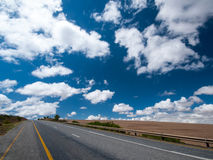 Route 62, Garden Route, Little Karoo, Red Hills Royalty Free Stock Photography