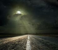 Route goudronnée
