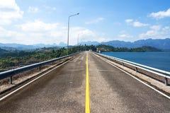 Route goudronnée Photographie stock libre de droits